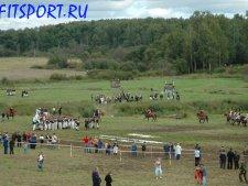 Поездки в Бородино на годовщину битвы (сентябрь 2006)