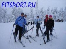 Поездка в Финляндию (декабрь 2005)