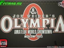 Мистер Олимпия Москва 2015, 1-й день, пресс-конференция, взвешивание и регистрация, 03.12.2015