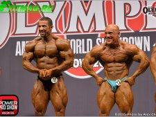 Мистер Олимпия Москва 2015, 2-й день, полуфиналы, 04.12.2015