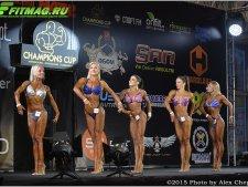 Кубок Чемпионов, 2-й день, бодифитнес и классики, 22.11.2015